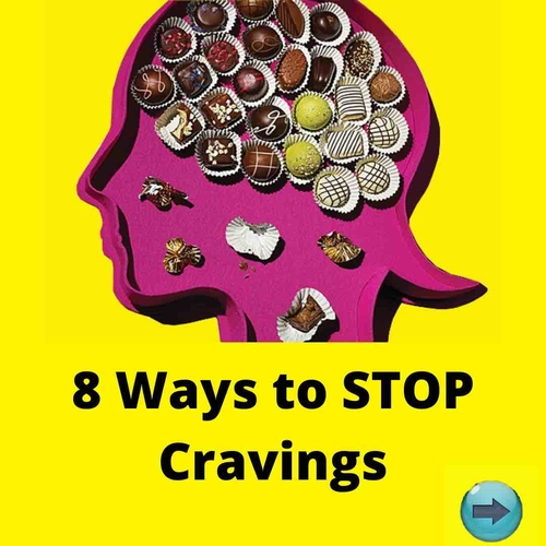 How to control food cravings while dieting?