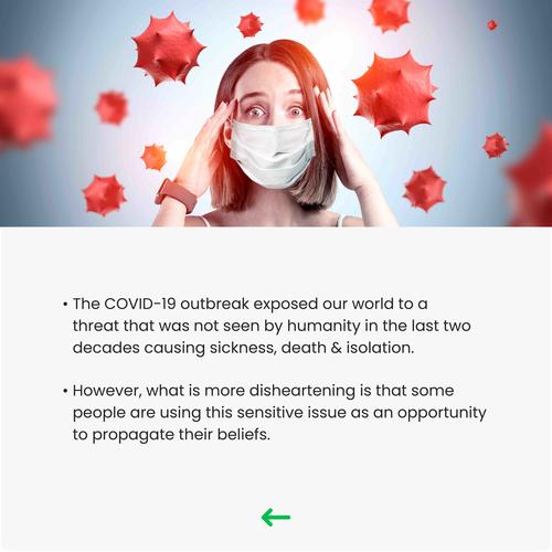 Vegetarian Diet & COVID-19