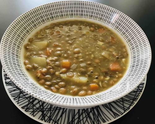German Lentils Soup