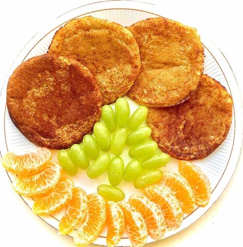 Soy milk Pancakes
