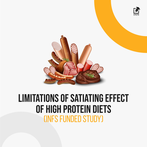 Limitations Of Satiating Effect Of High Protein Diets