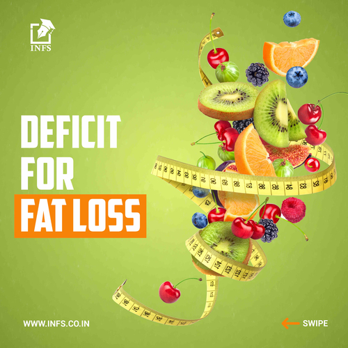 Deficit for Fatloss