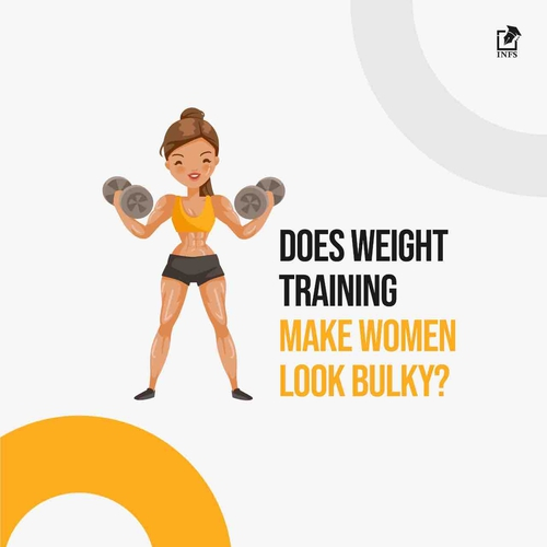 Does Weight Training Make Women Look Bulky?