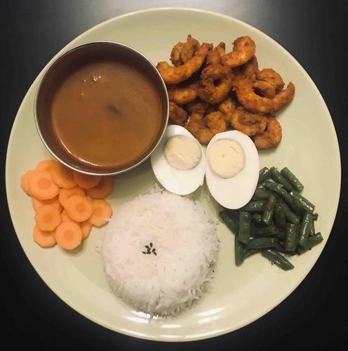 Rasam Rice Meal