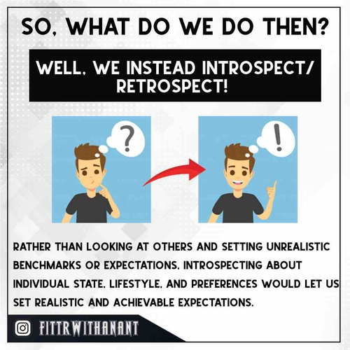Comparison Vs. Introspection