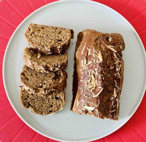 Multigrain Flour Tea Cake