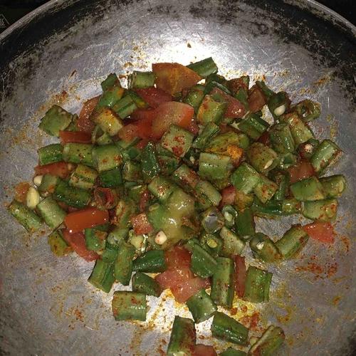 Beans Sabji