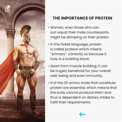 Why It Is About Time Women Take Protein Seriously