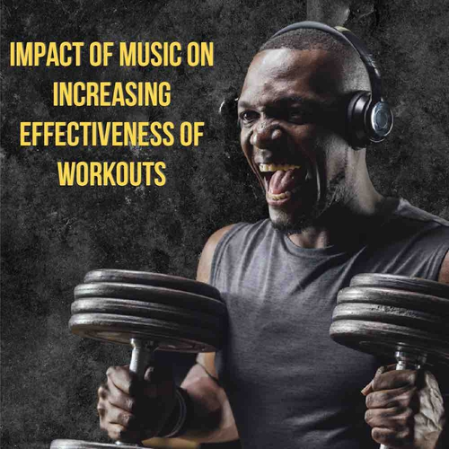 Music - A type of legal performance enhancer!