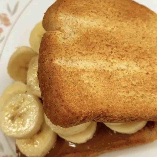 Banutella Sandwich