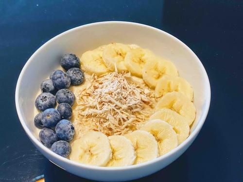 Protein Banana Oats