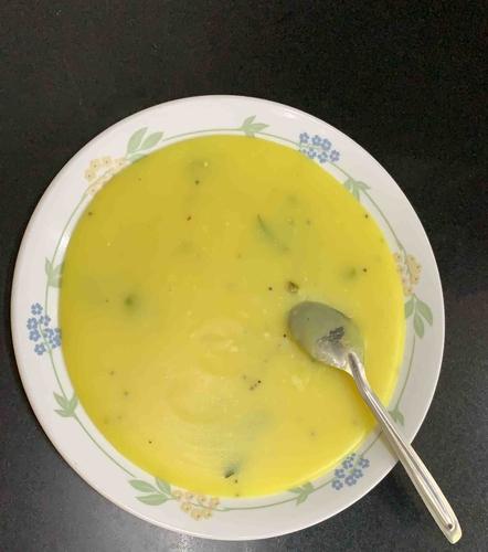 Tandalachi Ukad/ Rice porridge