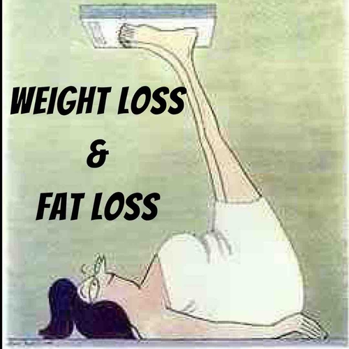 Weight löss & Fat löss (with logical reasoning)