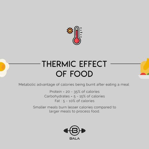 How important is meal frequency?