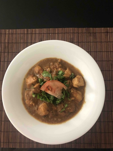 Dhaba chicken
