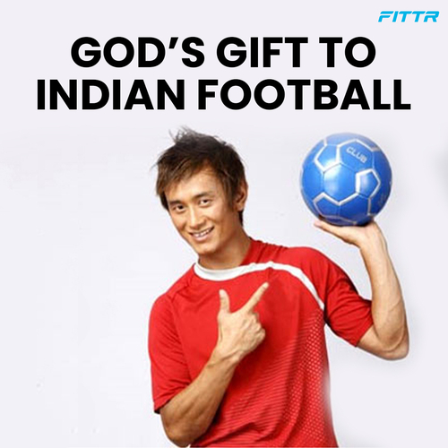 God's Gift To Indian Football