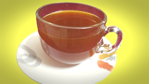 Lemon Tea with a Zinnggg : Say BYE to Evening Cravings!