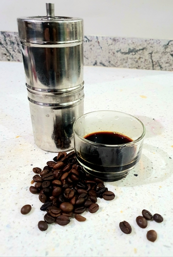 Filter Coffee Decoction