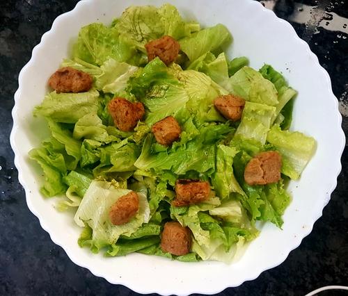 soya salad
