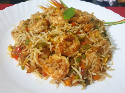 Prawns Fried Rice