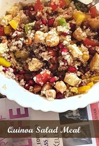 Quinoa Salad Meal