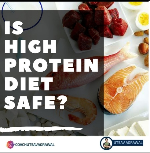 Is High Protein Diet Safe?