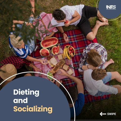 Dieting and Socializing