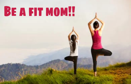 How to start your fitness journey post-pregnancy!