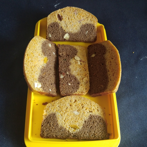 Whey Protein Pumpkin Cake or Bread