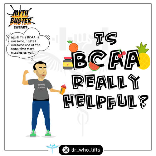 Are BCAA really helpful?