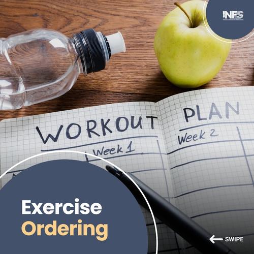 Excercise Ordering
