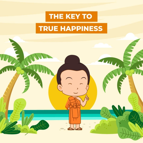 The Key To True Happiness