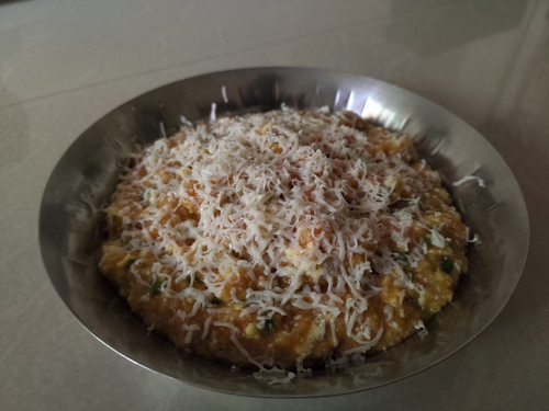 Cheese Oats