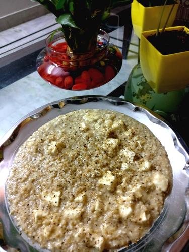 Paneer masala oats