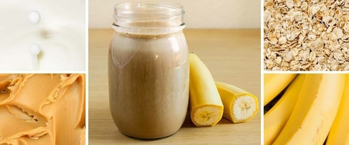 Easy homemade mass gainer shake