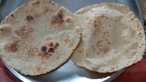 Soya flour Roti