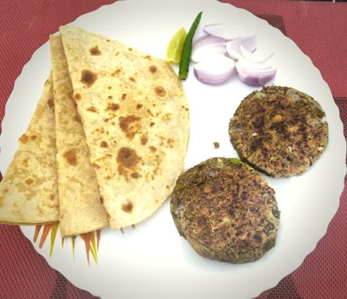 Masoor Dal Kebab