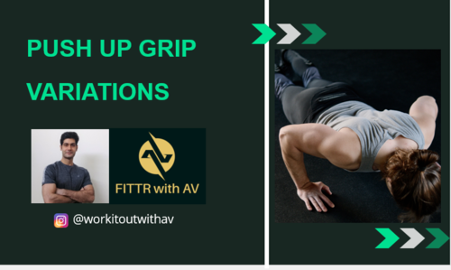 Push-up Grip Variations