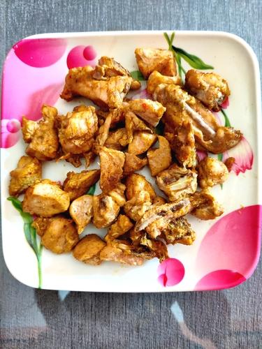 Chicken Tikka (Air Fryed)