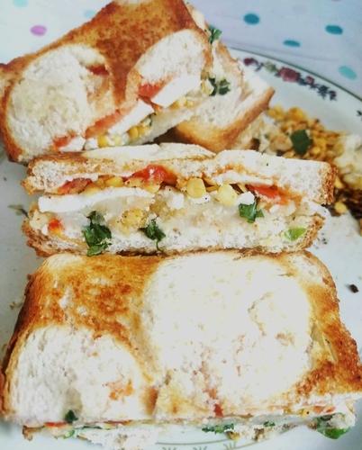 Overloaded Sandwich