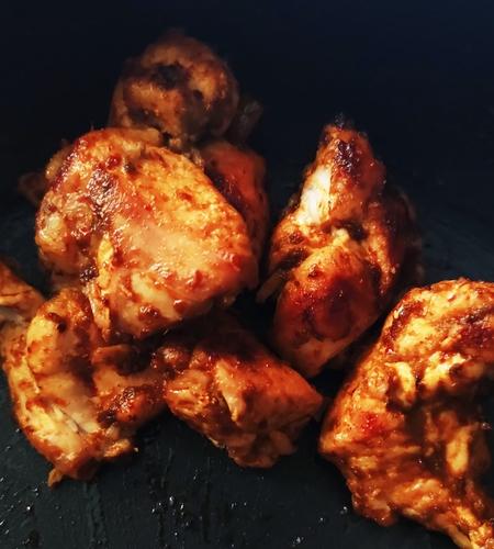 Chicken Chilli Ghee Roast