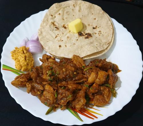 Chicken Thigh Boneless & Chapati