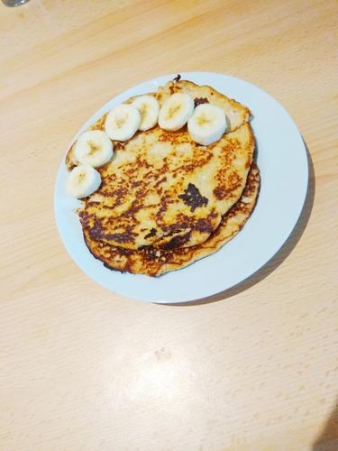 Soya pancakes
