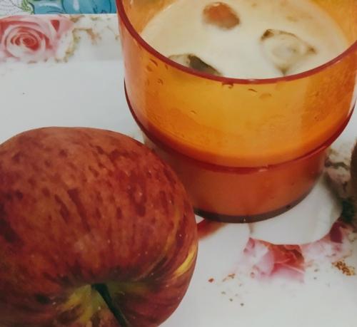 Apple Cinnamon Shake