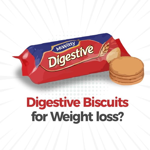 Digestive Biscuits For Weight Loss?