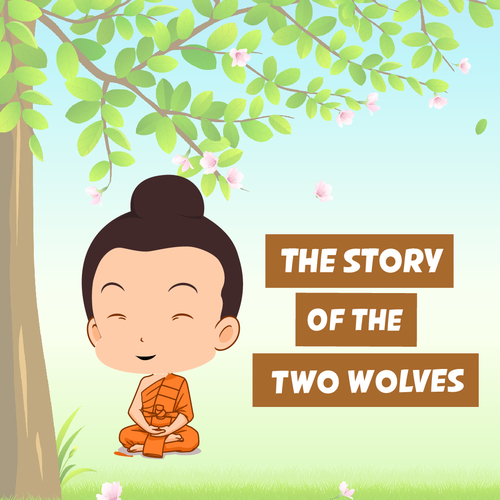 The Story of the Two Wolves.