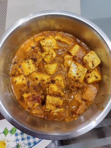 Chatpata Paneer