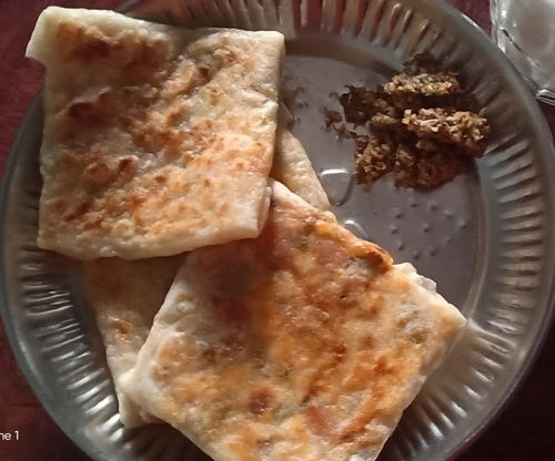 paneer pockets from rava dosa