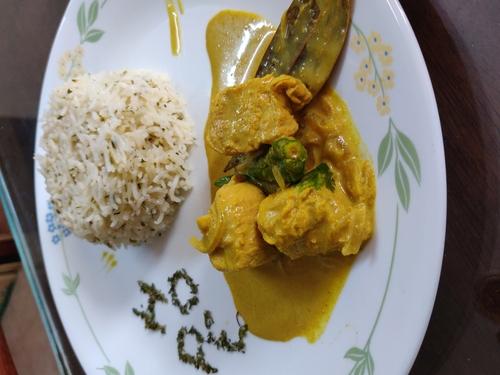 Kozhi Masala (Chicken Masala) without garam masala