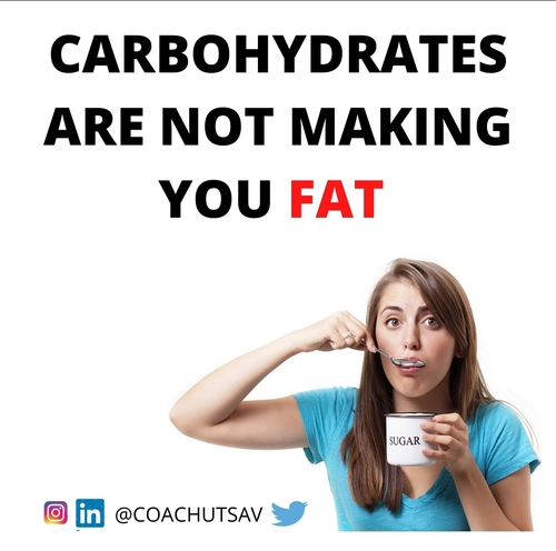 Stop this anti-carb movement - Carbohydrates are not bad